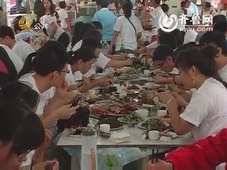 烟台:第二届长岛海鲜节盛大开幕