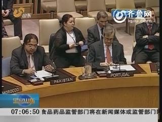 纽约:安理会要求叙利亚政府率先停火
