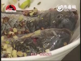 2012年12月11日《美味食客》:爆煎鲫鱼