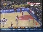 CBA第33轮:黄金男篮VS广东东莞银行(第二节)