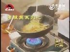 老济南家常菜:酱香炒合菜