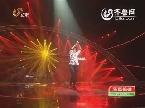 段林希深情演唱《我们的祖国歌甜花香》 评委老师现场指导