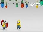 《神偷奶爸2》圣诞版先行预告片
