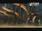 3D动画片《青蛙王国》剧场版预告片:青蛙王国即将遭遇惊天危机