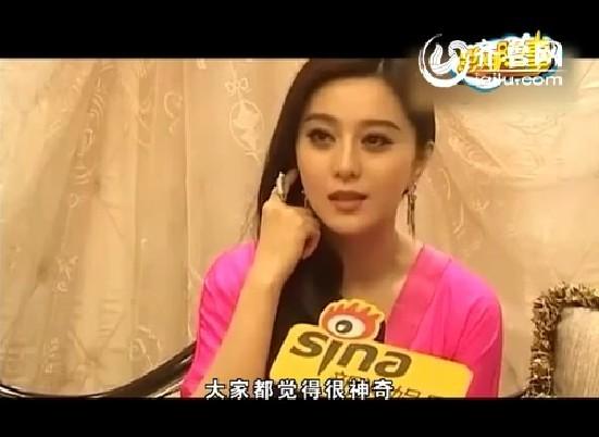 2011年10月16日《影视那点事》:赵薇因《Llve》抢周迅饭碗?