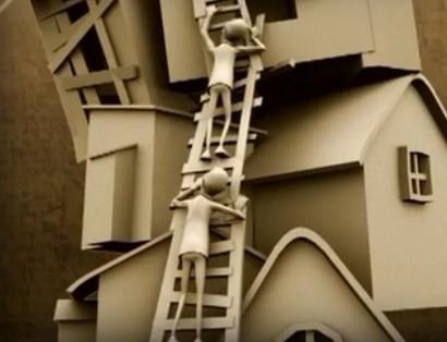动漫类:階梯