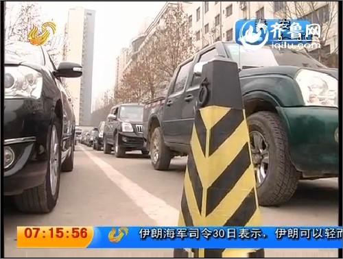 济南:审车排长龙 熟知流程最省时