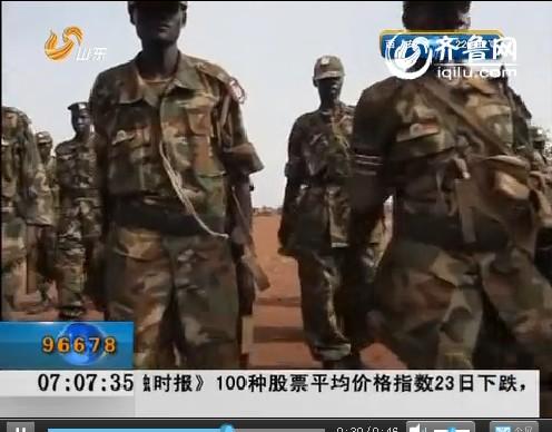 苏丹总统重申拒绝同南苏丹谈判