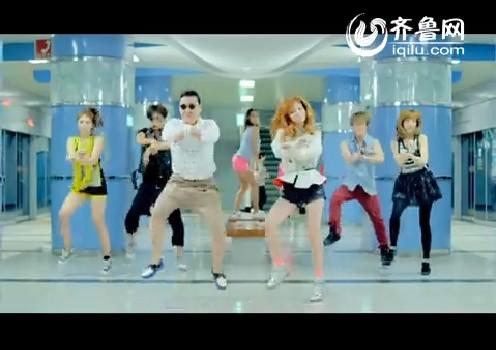 鸟叔Psy - 《江南style》高清原版MV