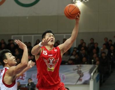2012-2013CBA第14轮:浙江稠州银行VS山东黄金(第二节)