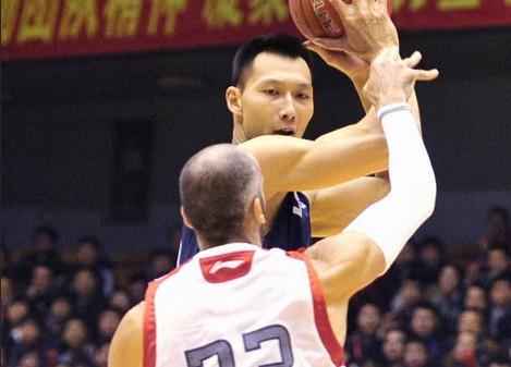 CBA第16轮:黄金男篮VS广东东莞银行(第三节)