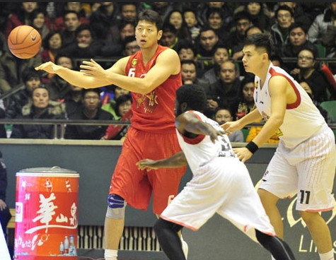 CBA第19轮:黄金男篮VS八一双鹿(第一节)