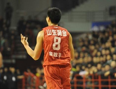 "CBA第22轮 ""小李飞刀""出鞘 李敬宇8记三分涌现新神话"
