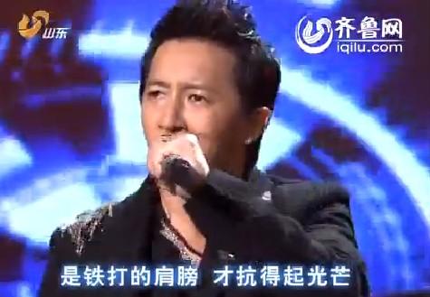 全球华人网络春晚:亚洲小天王韩庚 激情演唱《My logo》
