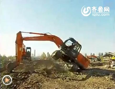 蓝翔技校逆天表演视频