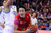 CBA:山东黄金VS北京金隅(第一节)