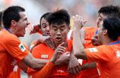 中超第4轮:山东鲁能2-1天津泰达全场精彩集锦