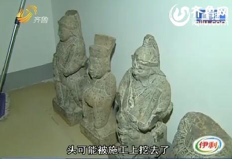 夏津:清明节前 谁撅俺家祖坟?