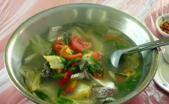 美味酸鱼汤 移植到山东