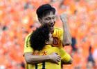 2013年中超联赛第27轮:山东鲁能2-4广州恒大(下半场实况)
