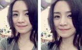 陈妍希晒超瘦美照 被网友夸赞:你真的变美了