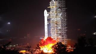 """""""嫦娥三号""""探测器发射任务全程视频实录"""