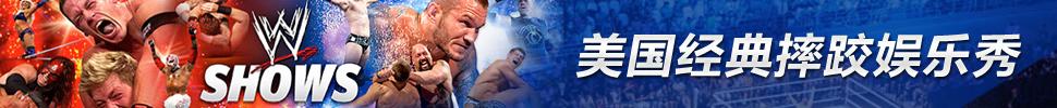 WWE美国摔跤秀