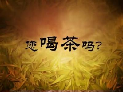 """""""话茶""""宣传片"""