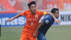 视频:2014亚冠小组赛山东鲁能1-1泰国武里南 全场精彩集锦