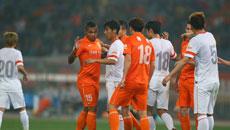2014中超联赛第四轮-山东鲁能VS辽宁宏运 下半场比赛实况