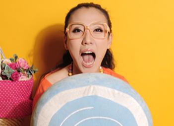 山东广播电视台综艺界美女主持琳琳蜕变路