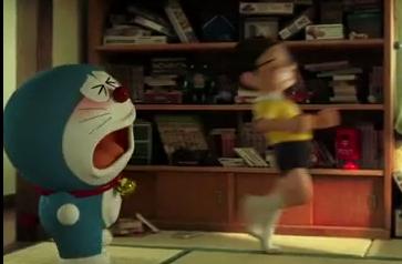 3D《哆啦A梦伴我同行》8月上映 机器猫温情催泪