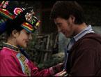 《古堡之吻》预告 李小璐跨国恋献荧屏初吻