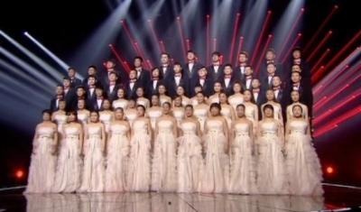 中国梦主题创作歌曲——《美丽中国进行曲》