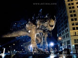 《哥斯拉》预告片 30层楼高大怪兽掀翻太平洋