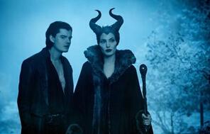 《沉睡魔咒》登银幕 安吉丽娜朱莉真人演绎反派黑魔女