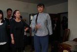 《大刀记》热拍 冯海煜为戏一月减重15斤