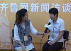 齐鲁网记者专访天籁中原销售经理林琳