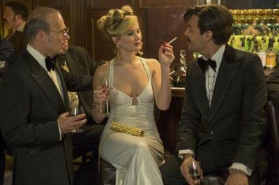 《美国骗局》预告片 好莱坞影帝影后腹黑斗智