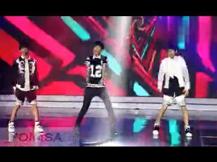 少年中国强启动发布会 TFBOYS演唱《Heart》