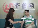 齐鲁网专访山东圣洲海洋生物科技股份有限公司董事长秦邦伟