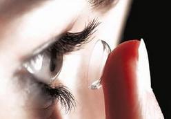 戴彩色隐形眼镜患角膜炎风险高16倍