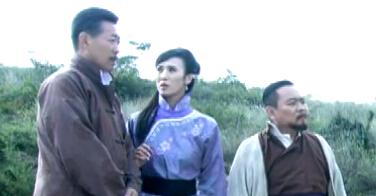 """《十二金钱镖》陈键锋元彪""""反目成仇"""""""