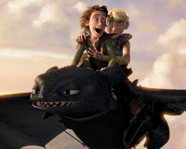 """《驯龙高手2》预告 视觉体验赶超""""阿凡达"""""""