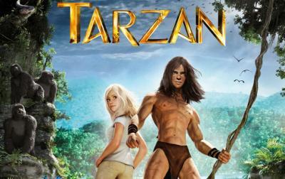 《丛林之王》预告 人猿泰山玩跑酷