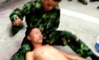 西安高一新生军训 一男生不幸口吐白沫猝死