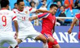 视频:亚运会中国国奥0-3朝鲜 正式比赛3年未尝一胜