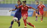 视频:亚运会中国女足0-0日本女足 郝伟自信会越来越好