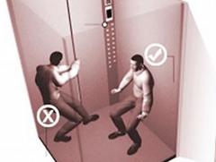 电梯事故频发 电梯惊魂事故如何自救?