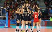 视频:女排世锦赛-中国3-0完胜比利时 收获三连胜